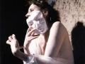 Tina Bensard, danse Butô
